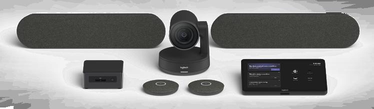 Video-oplossingen voor vergaderruimten